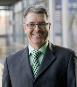 Prof. Dr. Thomas Scheibel, Universität Bayreuth. @ (c) AMSilk GmbH.
